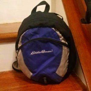 Eddie Bauer Blue Mini Backpack